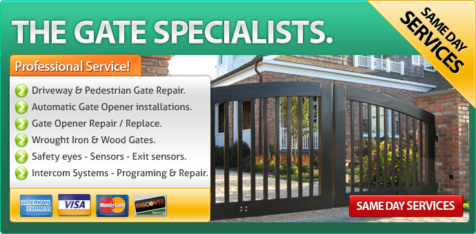 Gate repair Studio City ca